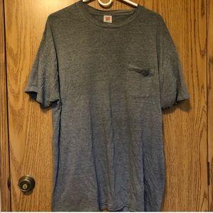🔴5/$25 or Free w Purchase Hanes T-Shirt 2X/2XG